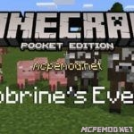Мод Herobrine's Everywhere 1.0/0.17.0