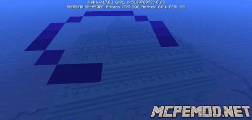 island to survive and underwater fortress seed mcpe