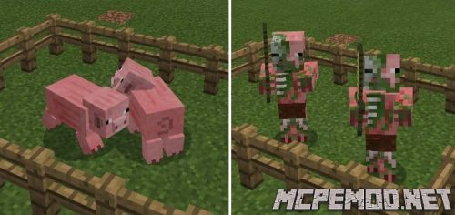 Мод The Nether Caster 1.0/0.17.0