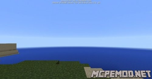 the small village on the island seed mcpe