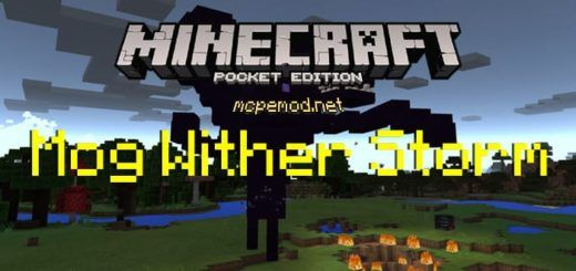 Мод Wither Storm 1.0/0.17.0