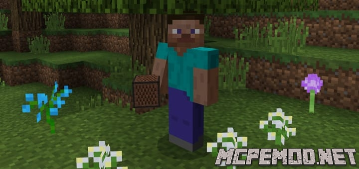 old sound texture pack mcpe
