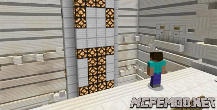 Auxiliary map mcpe