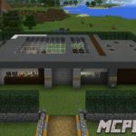 Карты Self-Building Command Block Mansion [Редстоун]