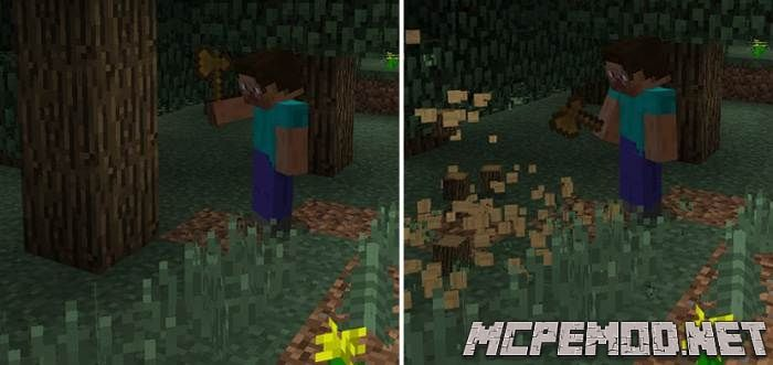Карта Realistic MCPE Mechanics [Редстоун]