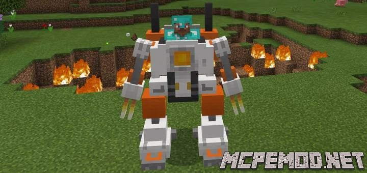 witherbuster mod mcpe
