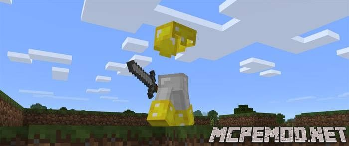 invisible particles texture pack mcpe