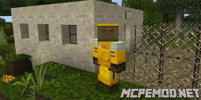 Текстур пак The End is Extremely Nigh MCPE