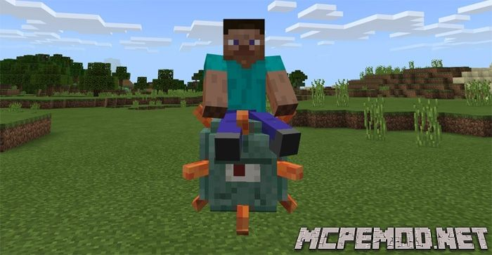 all rideable mobs