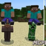 Мод All Mobs Rideable 1.1
