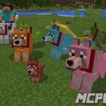 Мод Colorful Mutant Wolves 1.1
