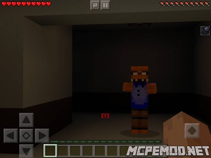 Карта One Night At Frankies MCPE