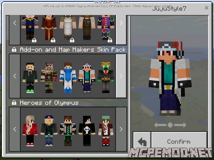 addon map makers pack mcpe