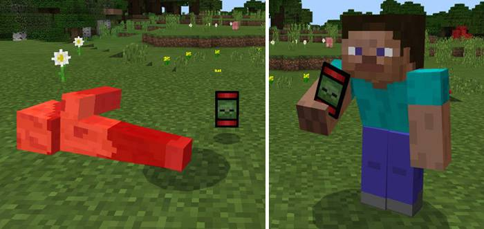 collector trade mod mcpe