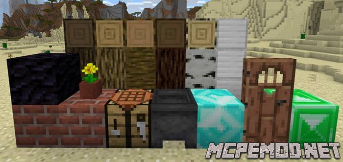 minecraft 1 13 textures concept pack mcpe