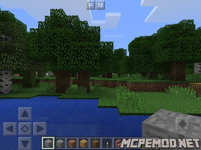 no buttons texture pack