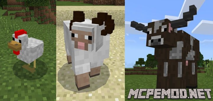 project detail texture pack mcpe