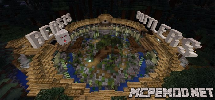 sg beastbattlers pve map mcpe