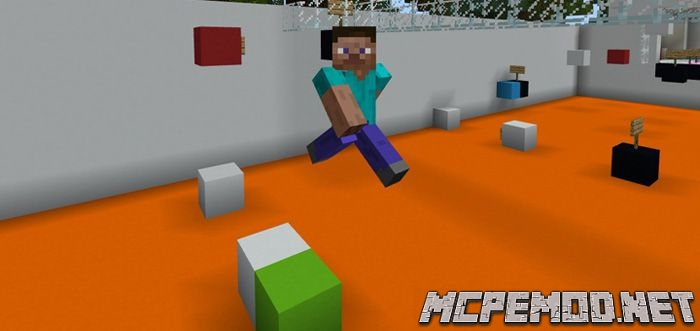 202 jumps map mcpe