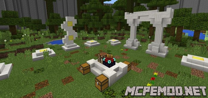 classic hunger games pvp map mcpe