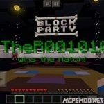 Карта BlockParty Original [Мини-игра]