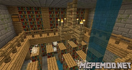 stronghold with shipwreck seed mcpe