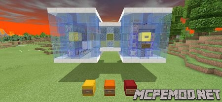 nether core reactor map mcpe