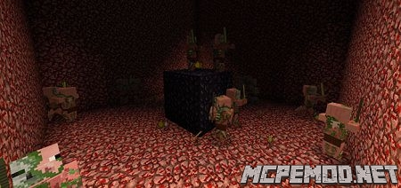 nether reactor map