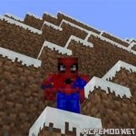 Мод Spiderman's Webshooters 1.4/1.3