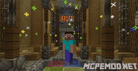 block hunt party map for mcpe