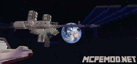 earthrise texture pack for mcpe