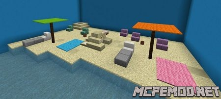ftb summer map mcpe