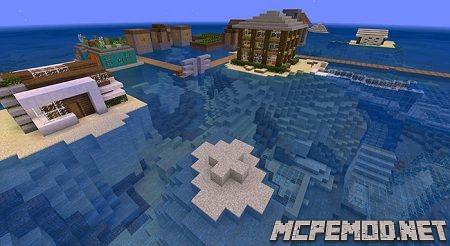 oceanic redstone map