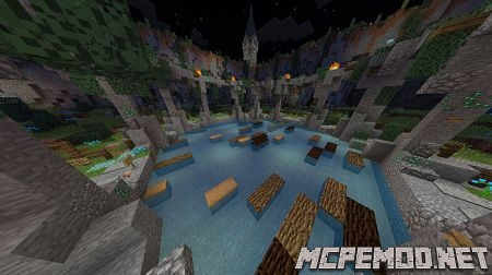 sg log lake map mcpe