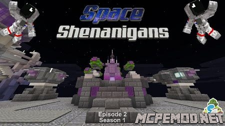 Карта SG Space Shenanigans EP2 : S1