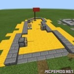 Карта Matt's Minigolf: Redstone Edition [Мини-игра]