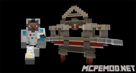 sg space fighters map mcpe