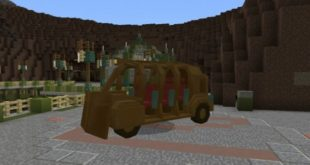 Мод_Subterranean_Vehicle_1.10/1.8