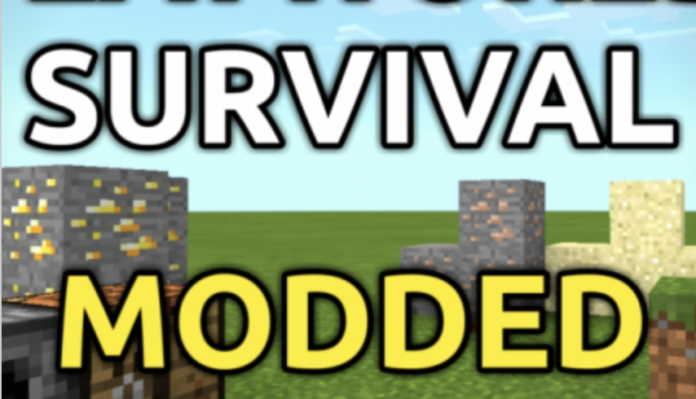 Мод_Superflatworld_Survival
