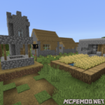 Мод Village Generator Function Pack