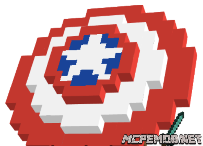Мод Cap's Shield 1.10